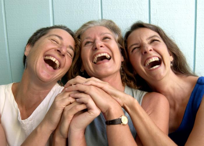 Le rire est le meilleur remède